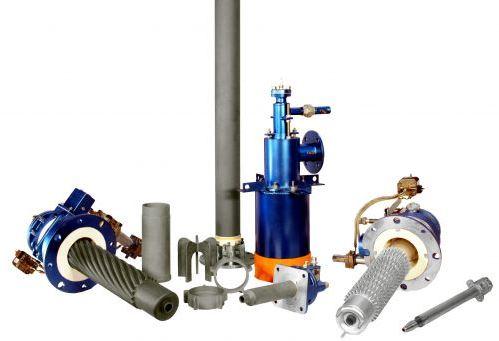 Запчасти к промышленным газовым печам